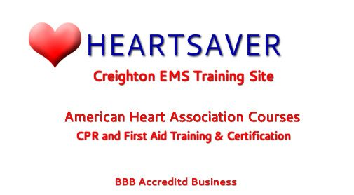 Contact Me - HEARTSAVER (Bellevue, NE) CPR/AED and First Aid